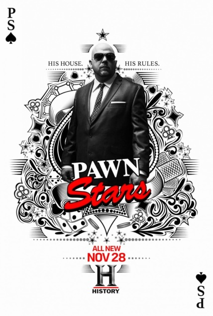 Pawn Stars Technical Specifications