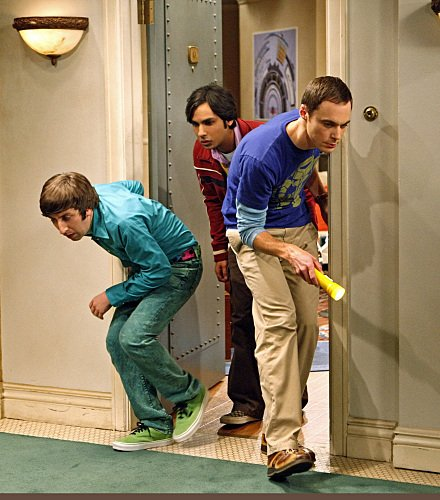 """The Big Bang Theory"" The Jiminy Conjecture Technical Specifications"