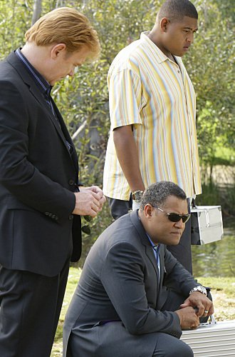 """CSI: Miami"" Bone Voyage Technical Specifications"