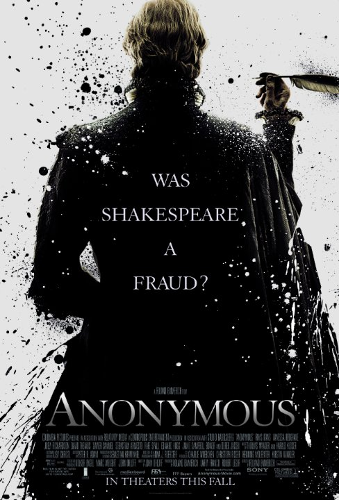 Anonymous (2011) Technical Specifications