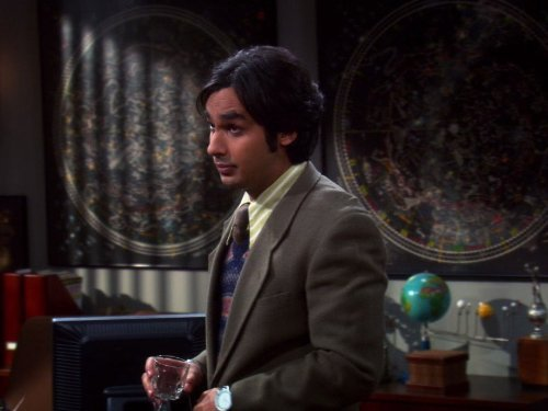 """The Big Bang Theory"" The Pirate Solution Technical Specifications"