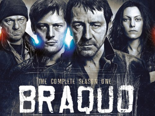 """Braquo"" L'autre rive Technical Specifications"