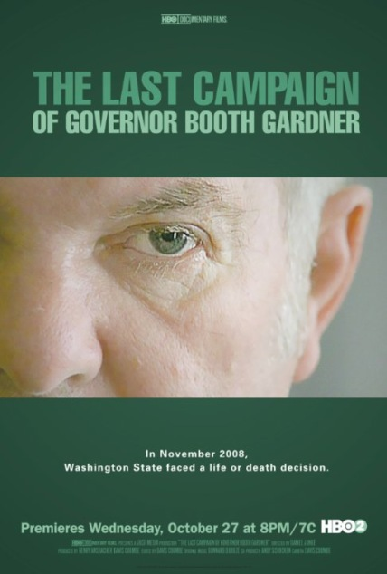 The Last Campaign of Governor Booth Gardner | ShotOnWhat?