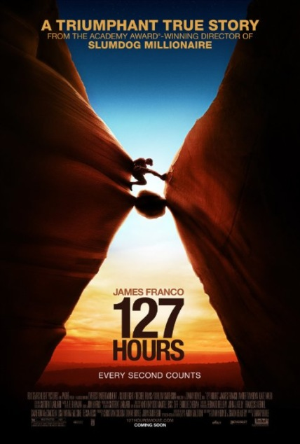 127 Hours Technical Specifications