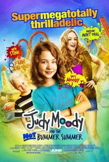 Judy Moody and the Not Bummer Summer Technical Specifications