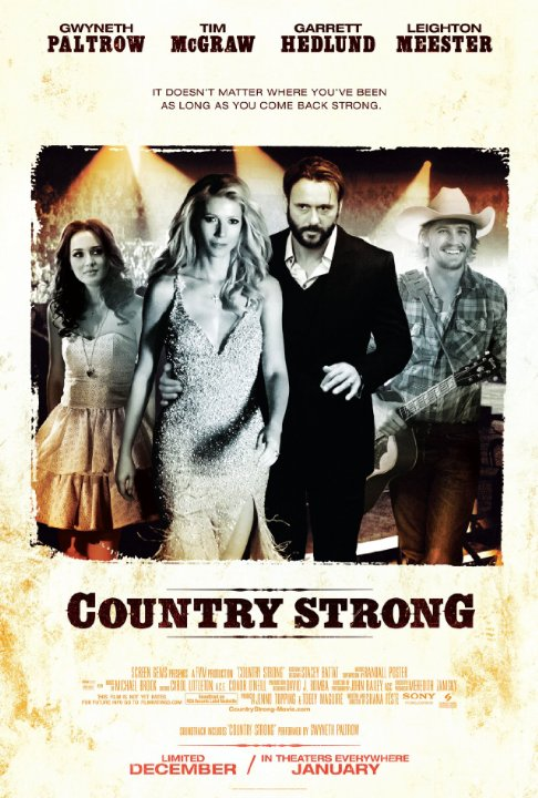 Country Strong | ShotOnWhat?