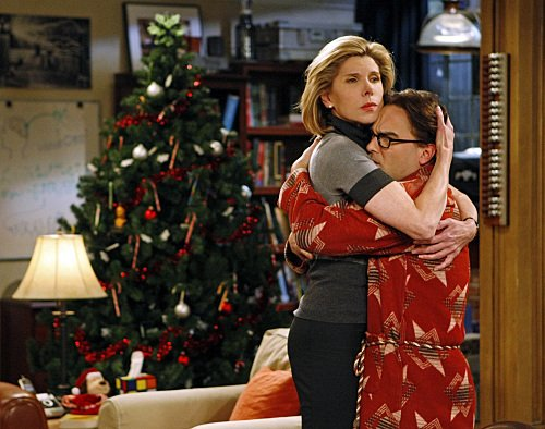 """The Big Bang Theory"" The Maternal Congruence 