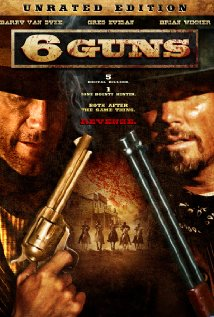 6 Guns Technical Specifications