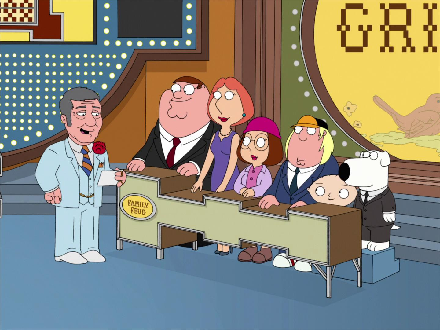 """Family Guy"" Big Man on Hippocampus"