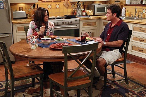 """Two and a Half Men"" Fart Jokes, Pie and Celeste Technical Specifications"