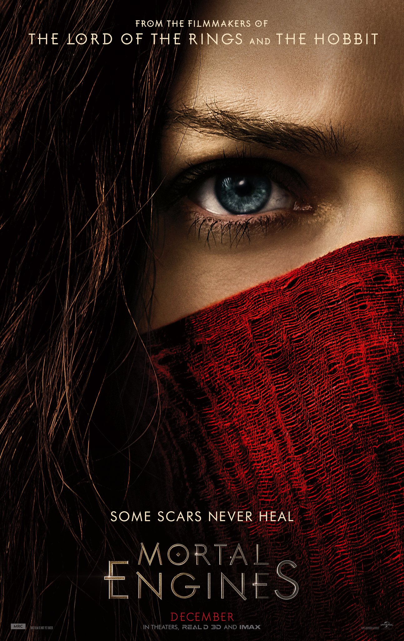 Mortal Engines (2018)  Technical Specifications