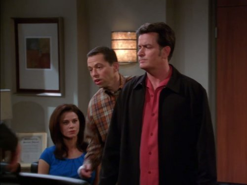 """Two and a Half Men"" Crude and Uncalled For Technical Specifications"