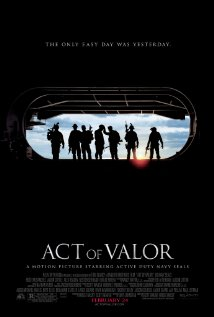 Act of Valor Technical Specifications