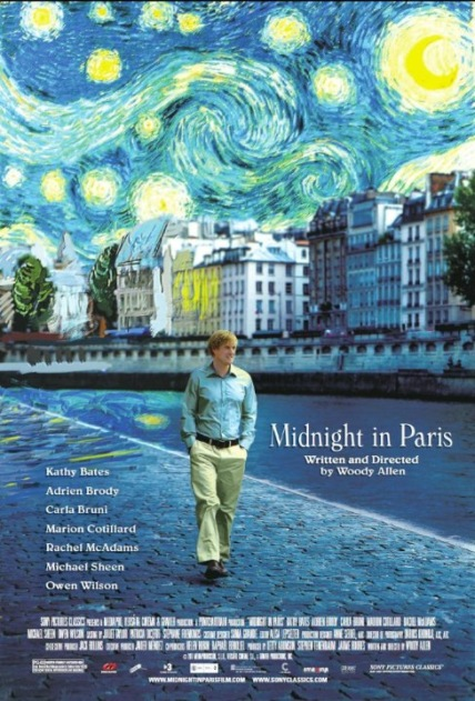 Midnight in Paris Technical Specifications