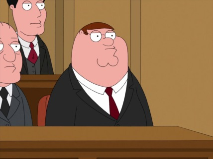 """Family Guy"" April in Quahog Technical Specifications"
