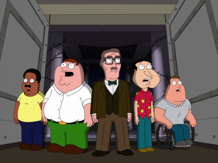 """Family Guy"" The Splendid Source Technical Specifications"