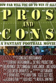 Pros and Cons: A Fantasy Football Movie | ShotOnWhat?