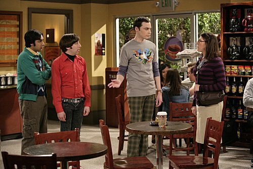 """The Big Bang Theory"" The Lunar Excitation 