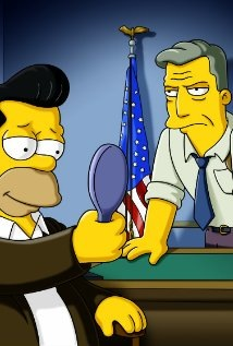 """The Simpsons"" Donnie Fatso Technical Specifications"