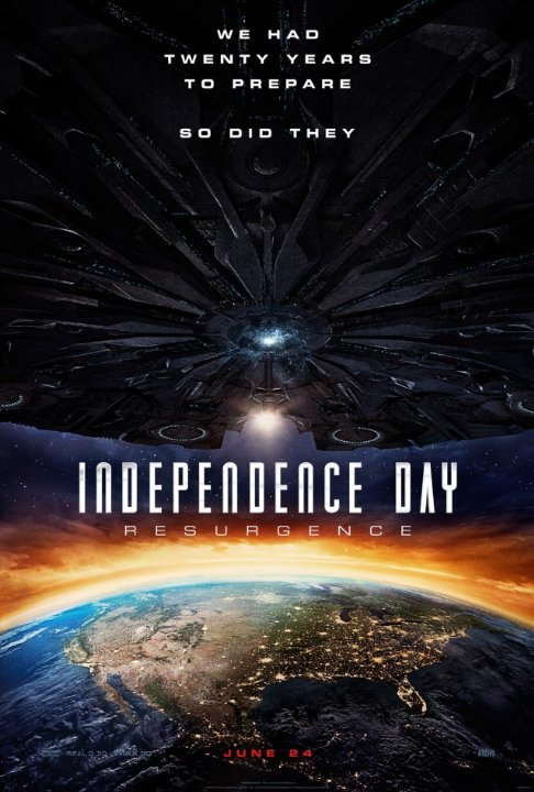 Independence Day: Resurgence (2016) Technical Specifications