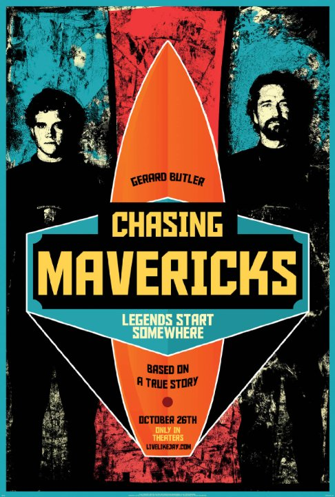 Chasing Mavericks | ShotOnWhat?