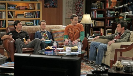 """The Big Bang Theory"" The Toast Derivation Technical Specifications"
