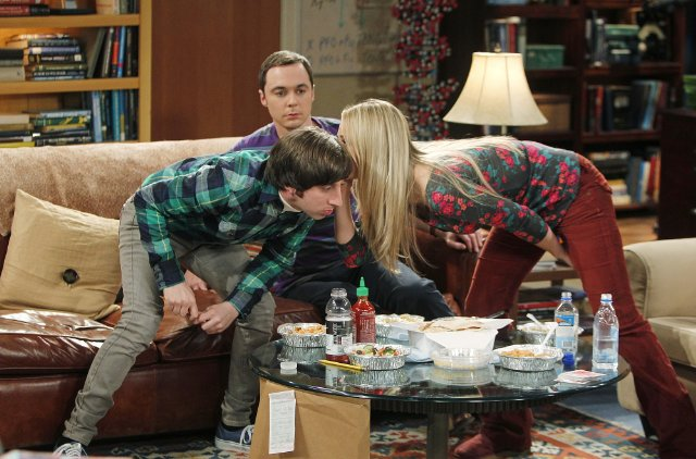"""The Big Bang Theory"" The Prestidigitation Approximation Technical Specifications"