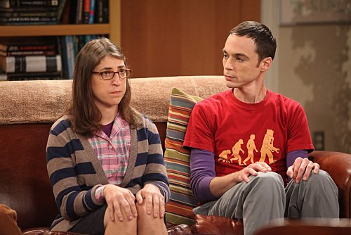 """The Big Bang Theory"" The Zazzy Substitution 