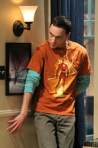 """The Big Bang Theory"" The Desperation Emanation 