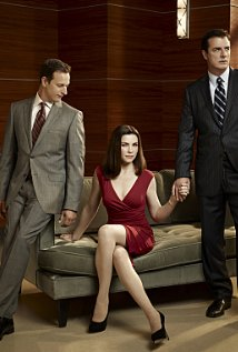 """The Good Wife"" Taking Control 