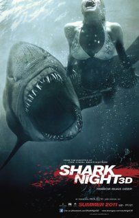 Shark Night 3D Technical Specifications