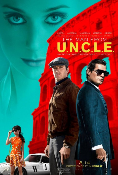The Man from U.N.C.L.E. | ShotOnWhat?