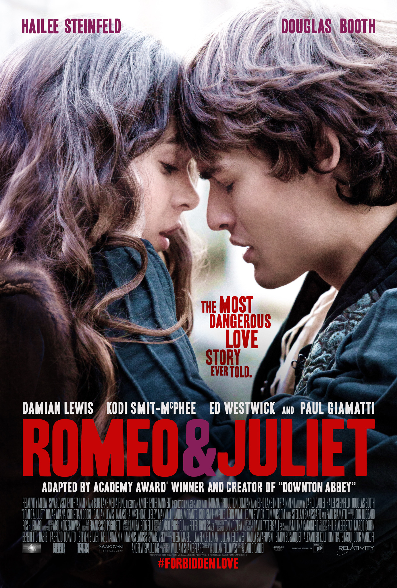 Romeo & Juliet (2013)  Technical Specifications