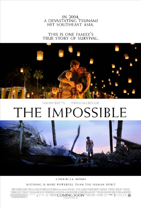 The Impossible (2012) Technical Specifications