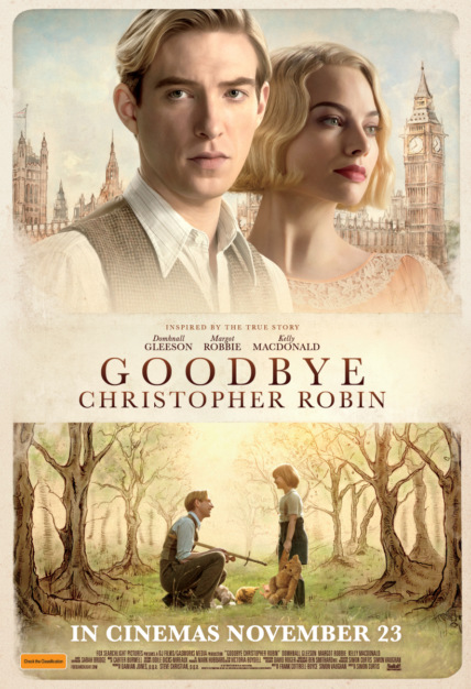 Goodbye Christopher Robin Technical Specifications