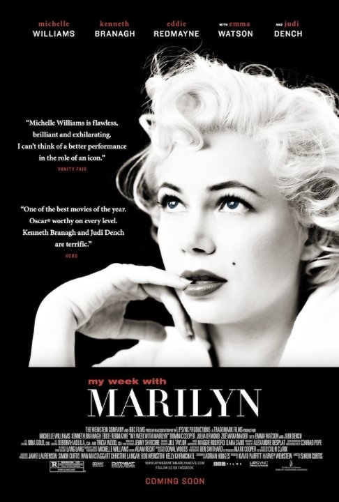 My Week with Marilyn | ShotOnWhat?