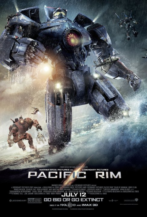 Pacific Rim (2013) Technical Specifications