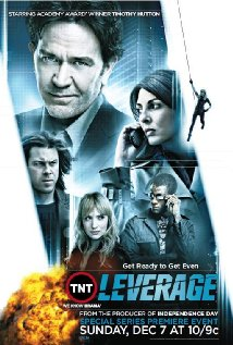 """Leverage"" The Reunion Job 