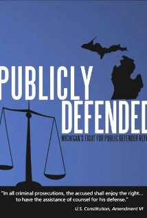 Publicly Defended: Michigan's Fight for Public Defender Reform Technical Specifications