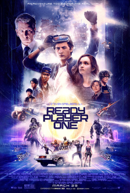 Ready Player One Technical Specifications