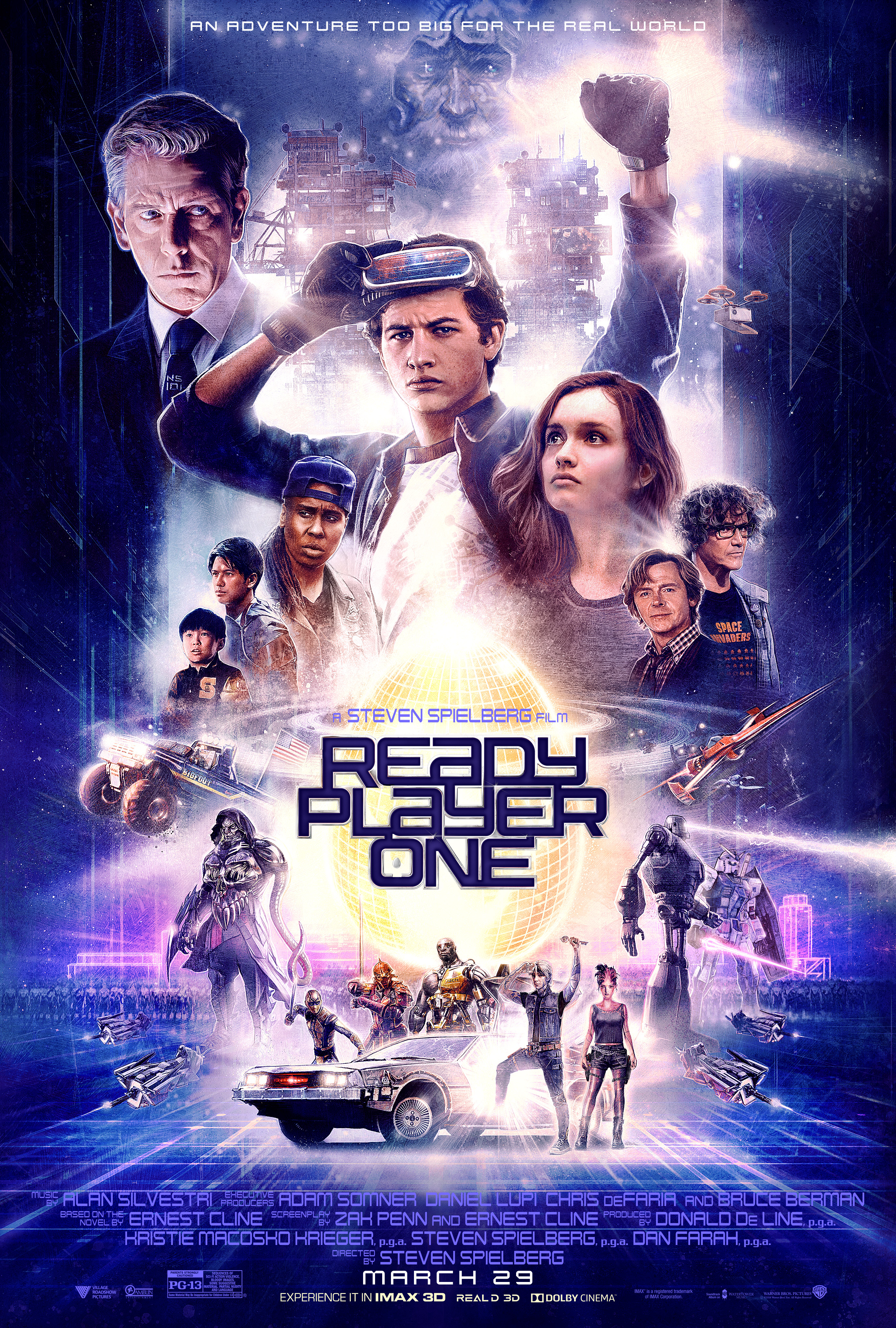 Ready Player One | ShotOnWhat?