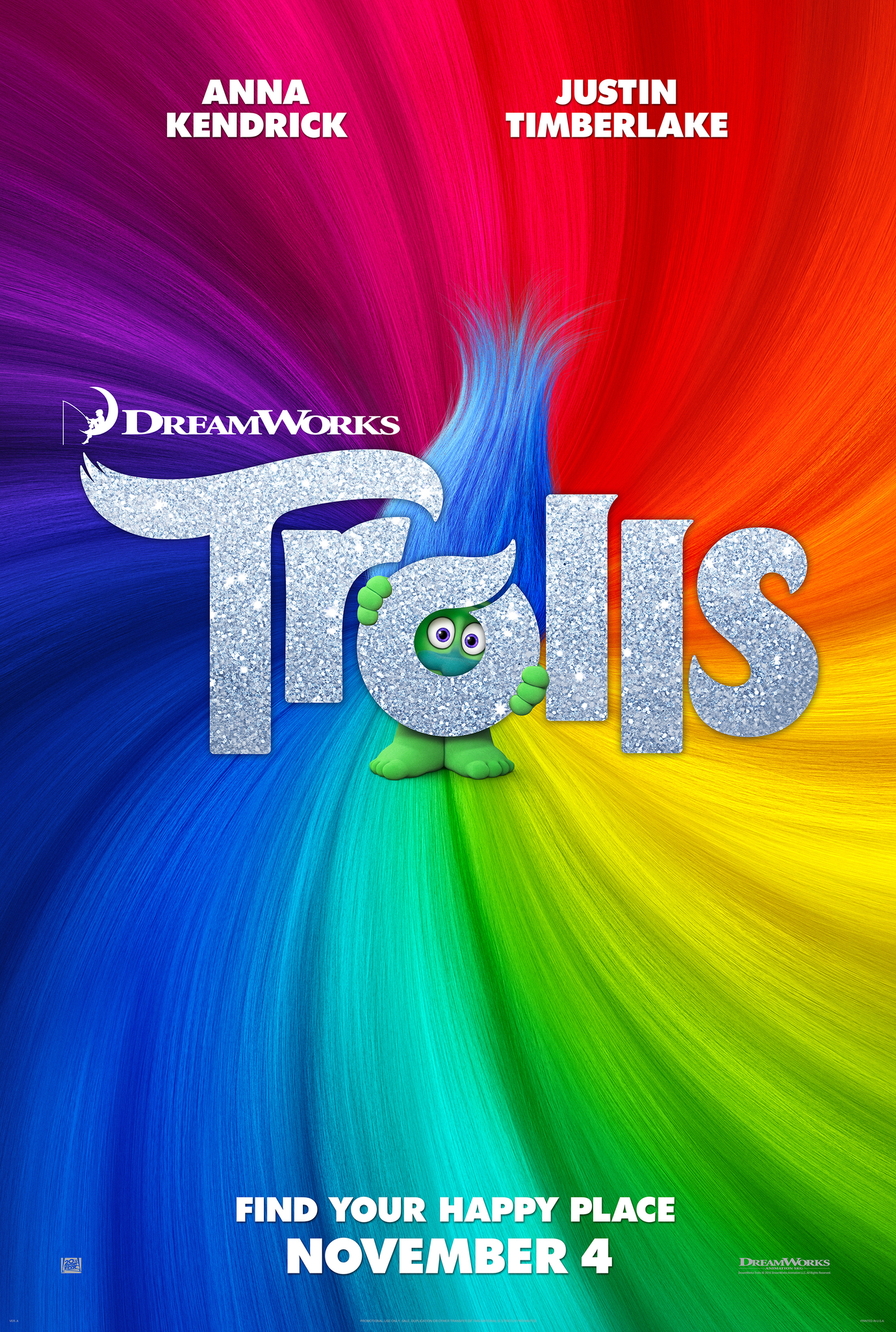 Trolls (2016) Technical Specifications