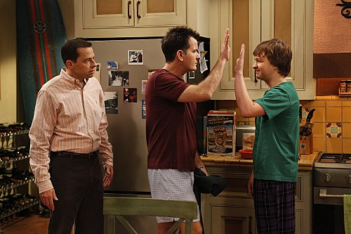 """Two and a Half Men"" Three Girls and a Guy Named Bud Technical Specifications"