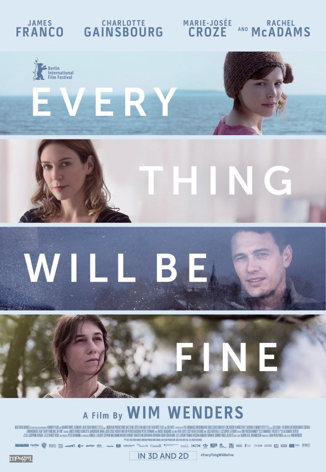 Every Thing Will Be Fine (2015) Technical Specifications