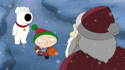 """Family Guy"" Road to the North Pole Technical Specifications"