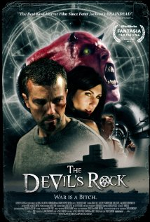 The Devil's Rock Technical Specifications