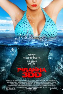 Piranha 3DD Technical Specifications