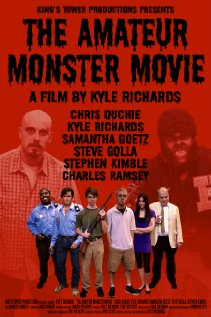 The Amateur Monster Movie Technical Specifications