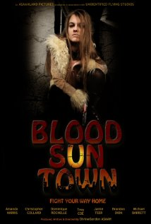 Blood Sun Town Technical Specifications