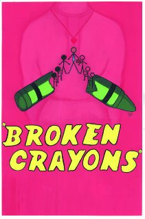 Broken Crayons Technical Specifications